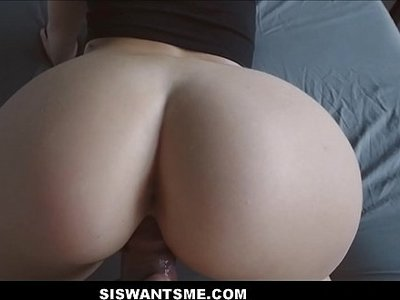brother  fuck  stepsister