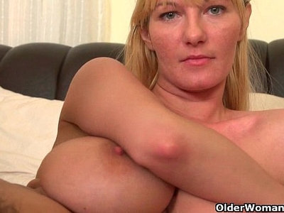 big tits   hairy   masturbation   mom