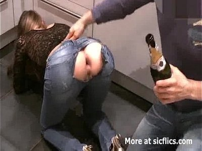 asshole  brutal  fisting  gaping  girlfriend  monster cock