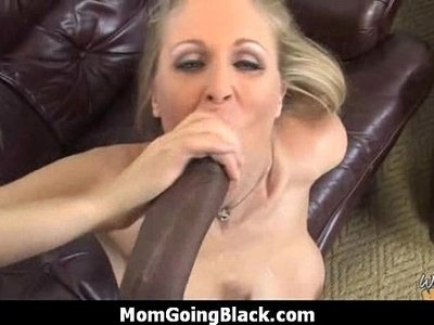 banged   hunter   mom   monster cock   pussy