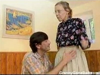 anal  ass  fuck  granny  hairy