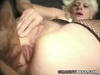 anal  big cock  face fuck  granny  older woman