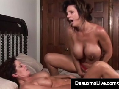 busty  huge tits  mouth