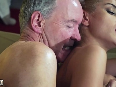 babe  femdom  fuck  grandpa  hardcore  old and young